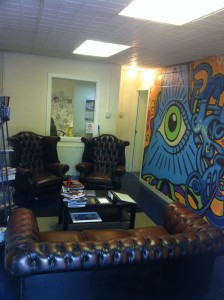 Consultation Lounge