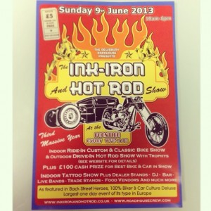 Ink Iron convention