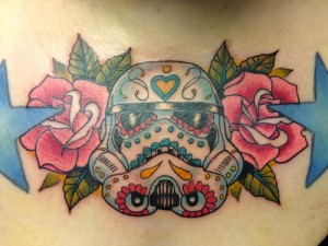 Day of the Dead Stormtrooper